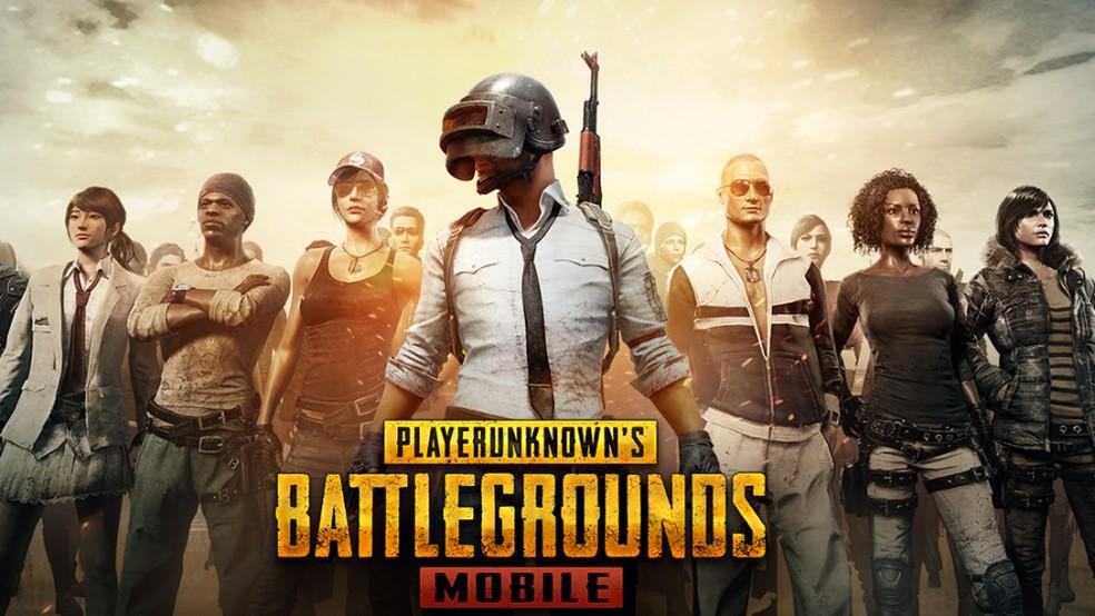 Versão mobile do battle royale é contra utilização do aplicativo — Foto: Reprodução/Tencent Games