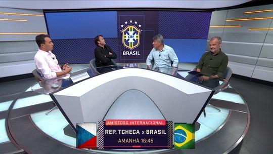 """Rizek comenta sobre atuação do Brasil contra o Panamá: """"Foi um jogo horroroso do Brasil"""""""