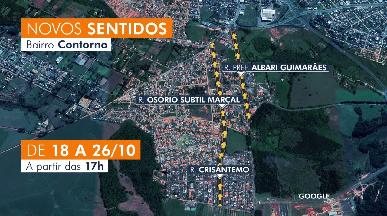 Feira Paraná altera trânsito na região do Centro de Eventos de Ponta Grossa - Notícias - Plantão Diário