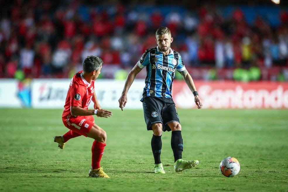 Caio Henrique, do Grêmio — Foto: Lucas Uebel/Grêmio