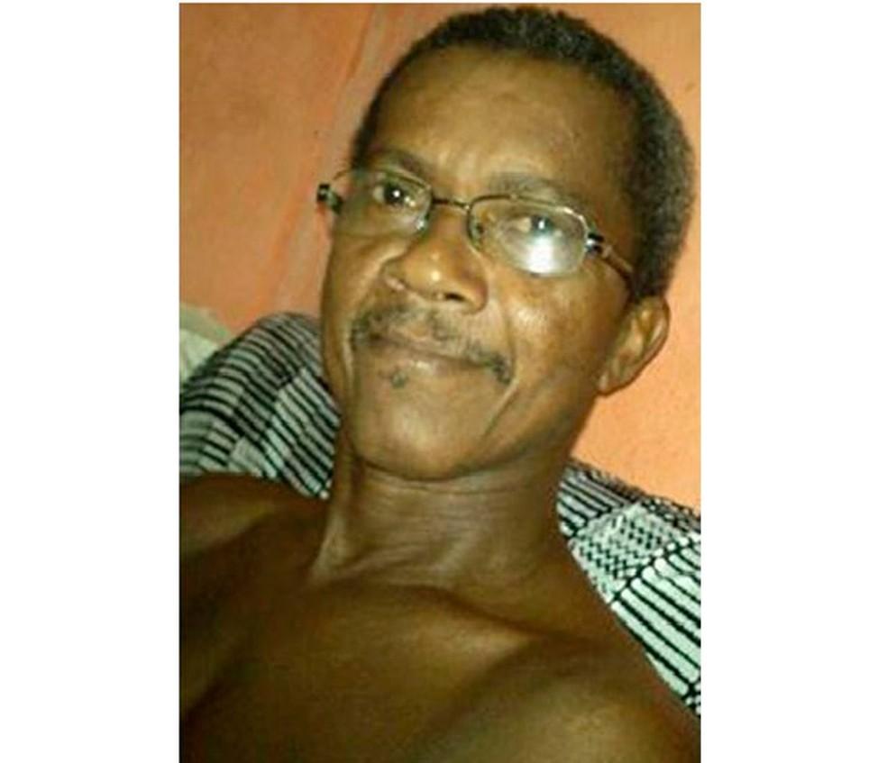 Orlando de Jesus, de 53 anos, é suspeito de matar a companheira em Salvador (Foto: Divulgação/Polícia Civil)