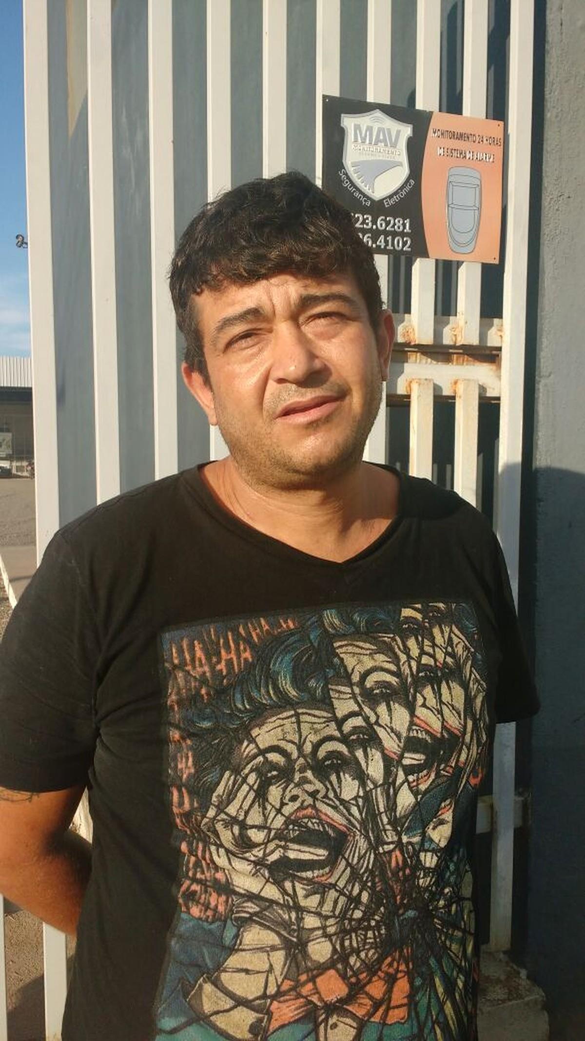 Ex-presidiário é detido suspeito de furtar celular em táxi e não pagar corrida em Boa Vista