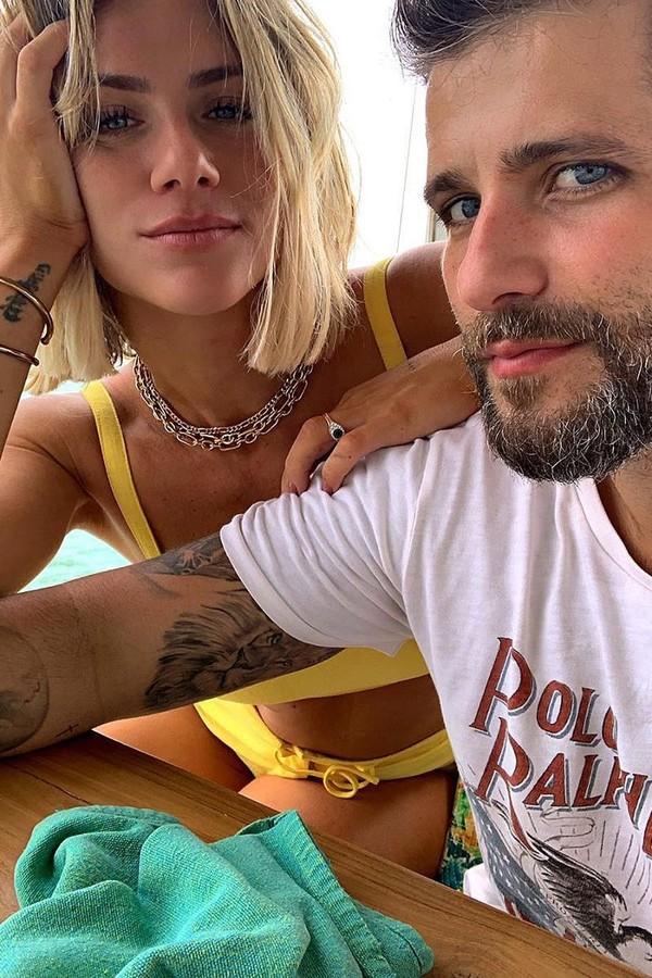 Bruno e Giovanna (Foto: Reprodução / Instagram)