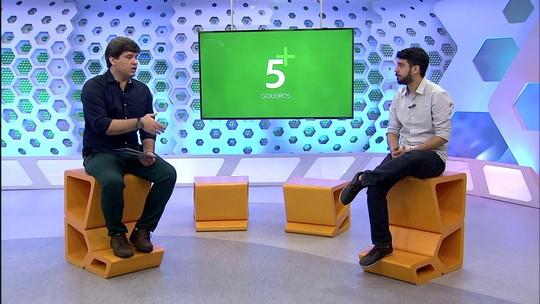 5+: GloboEsporte.com elege os cinco maiores goleiros de Pernambuco
