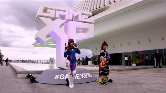 Game XP cresce e será evento independente do Rock in Rio em 2018