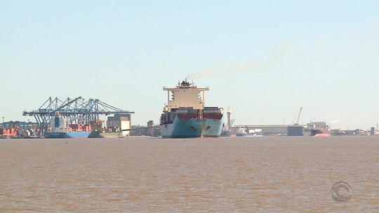 Ibama aprova plano de dragagem do Porto de Rio Grande