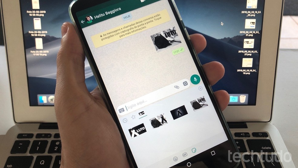Figurinhas (stickers) de luto para WhatsApp: saiba como baixar e usar |  Redes sociais | TechTudo
