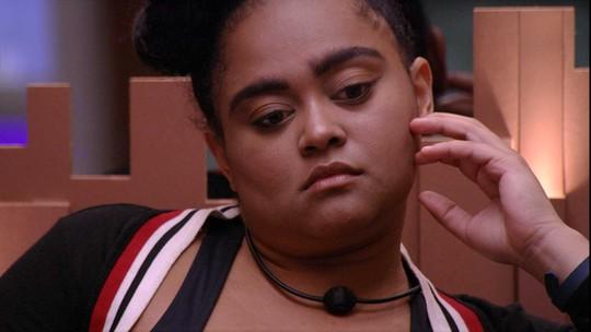 Rízia comenta com Paula sobre desejo: 'Um diazinho de beleza'