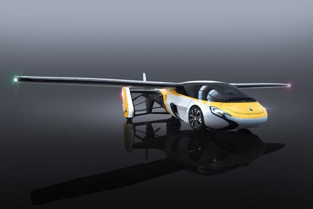 AeroMobil 4.0 (Foto: Divulgação)