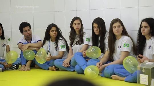 'Programão' mostra projeto que desenvolve a importância da afetividade