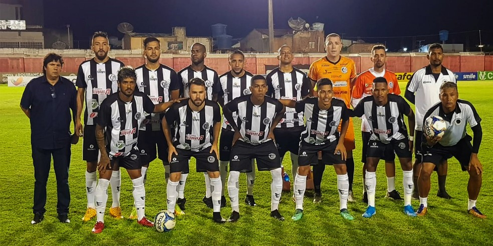 ASA bateu o CSE em Arapiraca por 2 a 0 — Foto: ASCOM FAF