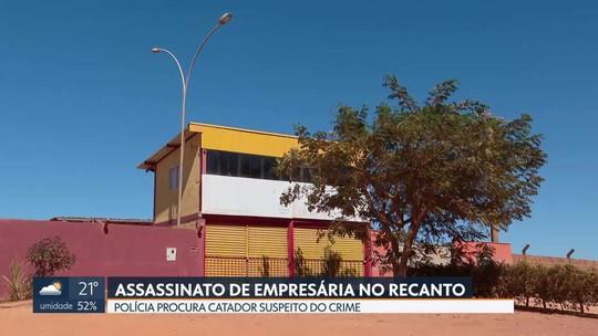 Polícia diz que empresária foi vítima de latrocínio