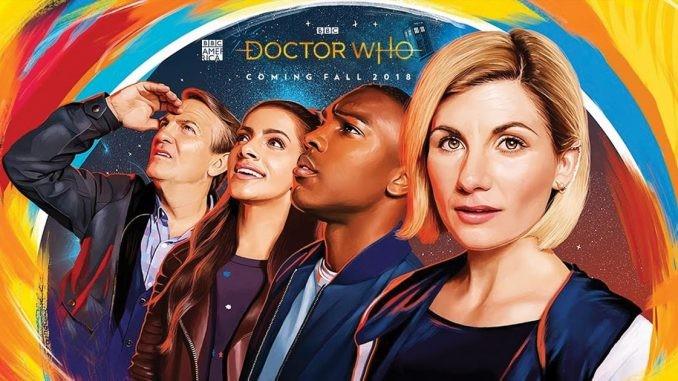 Graham, Yasmin, Ryan e a Doutora (Foto: BBC/Divulgação)