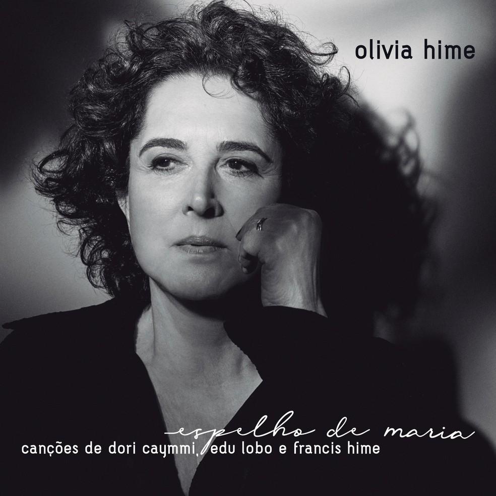 Capa do álbum 'Espelho de Maria', de Olivia Hime — Foto: Nana Moraes