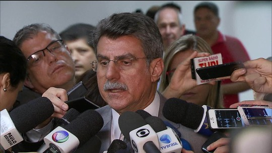 MPF denuncia Jucá e Sérgio Machado por corrupção na Transpetro