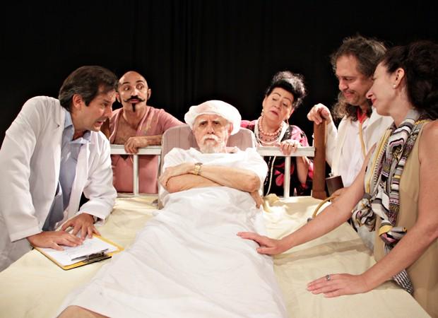 Na Cama com Molière  (Foto: Foto:  Divulgação)