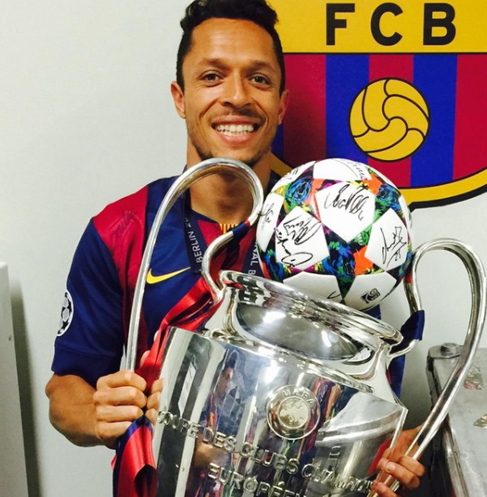 Adriano — Foto: Reprodução/Instagram