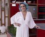 Ana Maria Braga no novo cenário do 'Mais você' em São Paulo | Mauricio Fidalgo/Globo