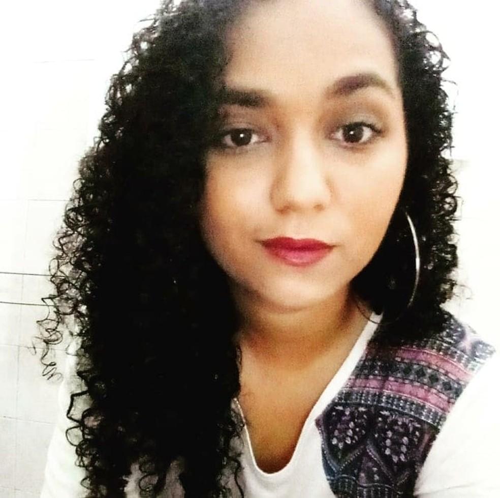 Jovem fez pedido de socorro na web para mãe não ser morta pelo pai em Santos, SP — Foto: Reprodução