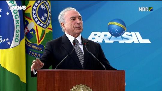 Política no Brasil: a denúncia contra Michel Temer na Câmara