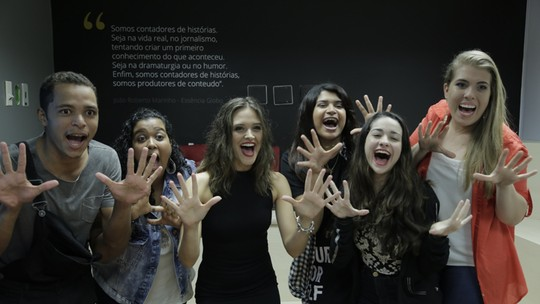 Juliana Paiva comenta amor de fã: 'Quero o apoio deles até ficar velhinha'