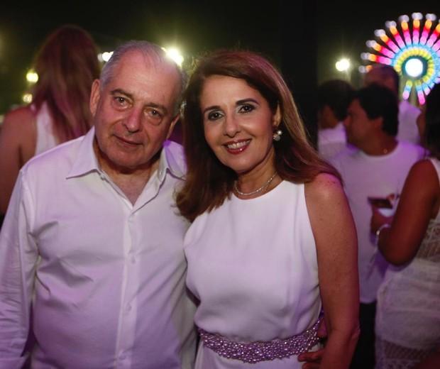ACM Junior e Maria do Rosário (Foto: Ed.Globo/Ricardo Cardoso)