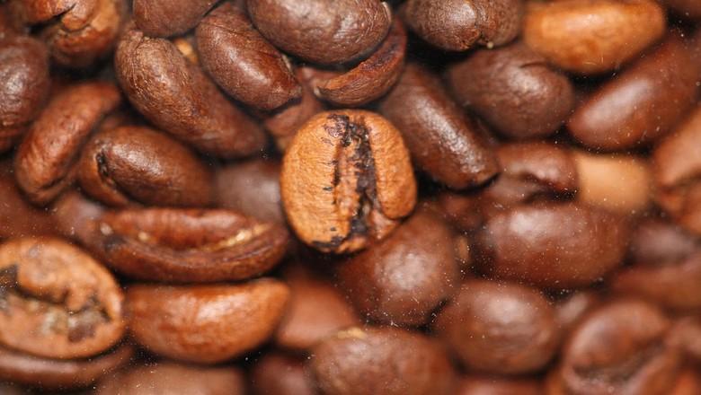 café-grãos-commodity-fruto-café-torrado (Foto: Mike Haller/CCommons)