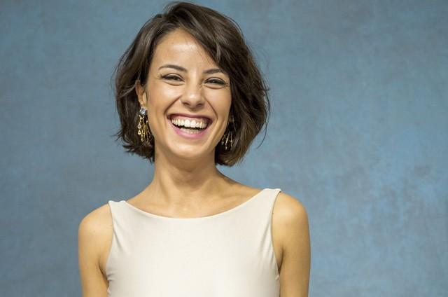 Andreia Horta (Foto: João Cotta/TV Globo)
