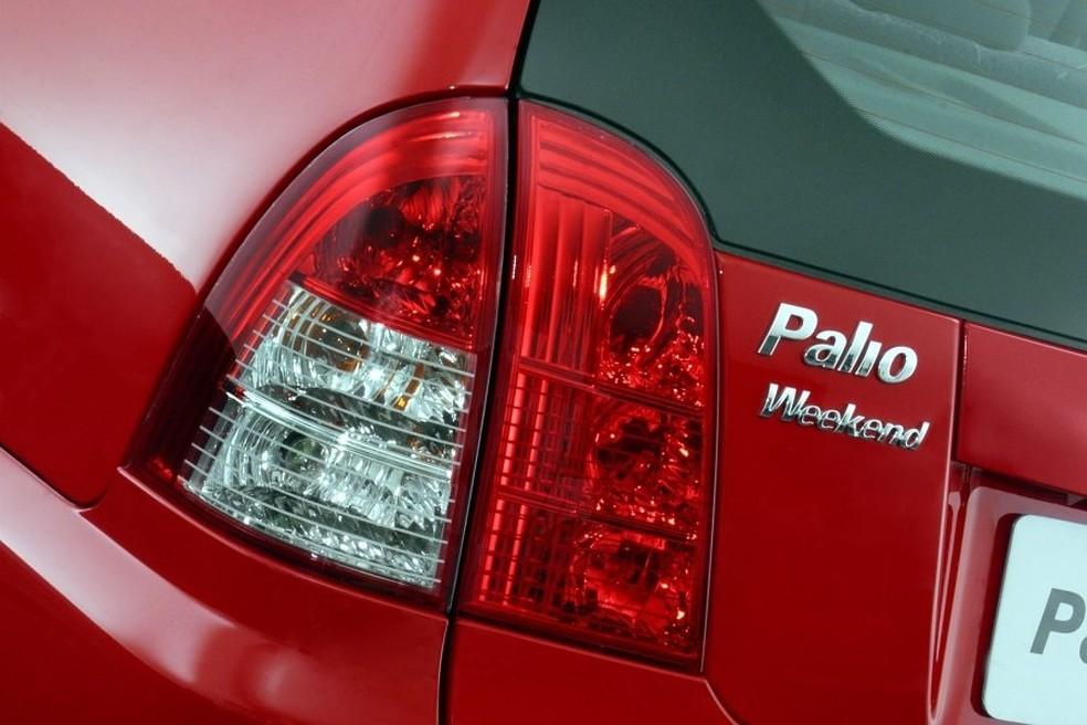 Fiat Palio Weekend — Foto: Divulgação