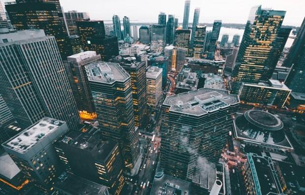 Cidades - centro - urbano - futuro - população - desenvolvimento - cidade (Foto: Pexels)