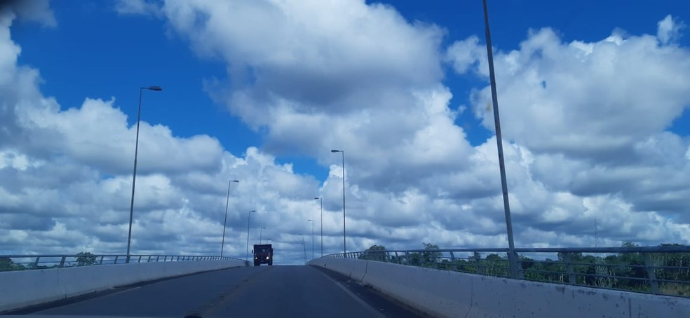 Chuvas podem ser registradas nesta terça-feira (22) em todo o Acre  — Foto: Tácita Muniz/G1