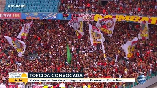 Presidente do Vitória fala sobre assinatura de contrato com a Arena Fonte Nova