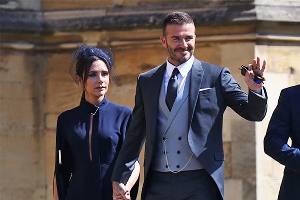Victoria Beckham e David Beckham (Foto: Getty Images)