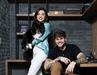 """Paula Amorim e Breno Simões abrem apartamento: """"Escolhemos já pensando em formar uma família"""""""