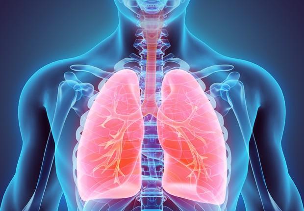 Corpo humano - ressonância - exame - corpo - tratamento - câncer - pulmão (Foto: Thinkstock)