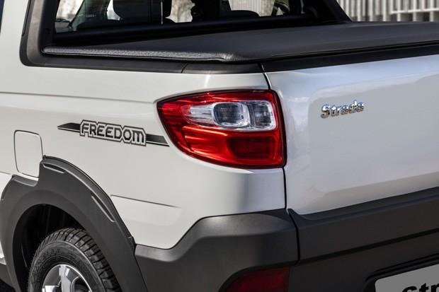 Fiat Strada Freedom 1.4 (Foto: divulgação)