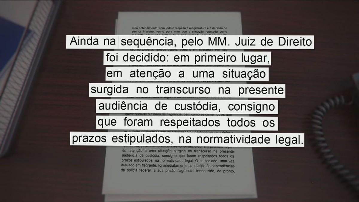 MPF ouve Daniel Silveira sobre celulares encontrados na prisão