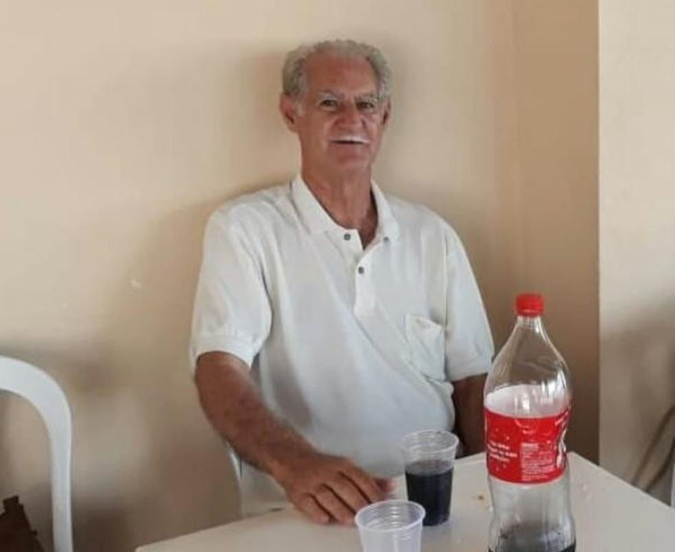Corpo de idoso que estava desaparecido é encontrado no Rio Paraíba em Cruzeiro — Foto: Arquivo Pessoal