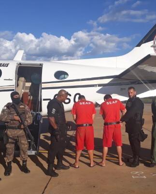 Órgãos de segurança impedem fuga de presos da penitenciária de Francisco Sá - Noticias