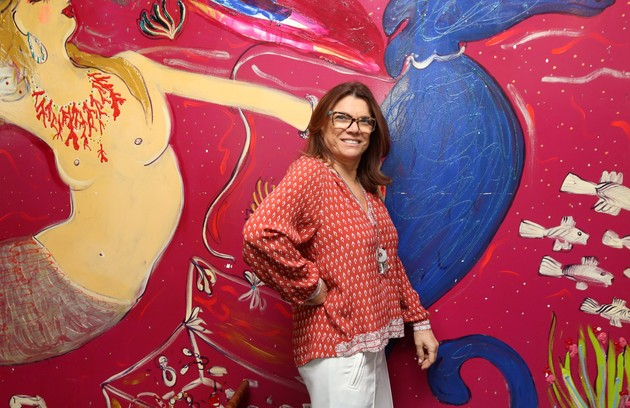 Felicidade foi a primeira novela da Globo a ter uma mulher na direção-geral, Denise Saraceni (Foto: Marcos Ramos)