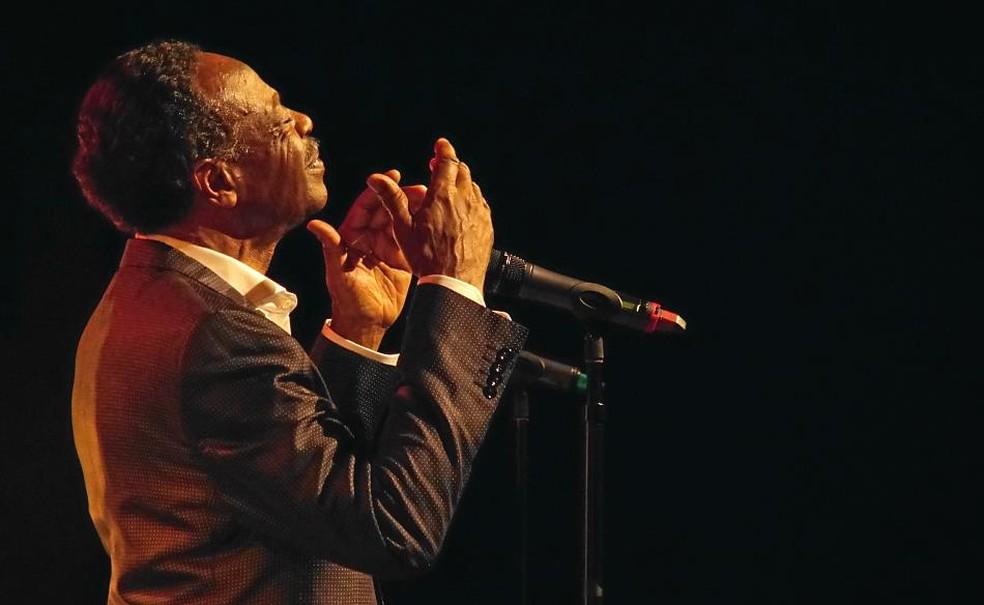 Cantor gospel Edwin Hawkins (Foto: Divulgação / Página do cantor no Facebook)