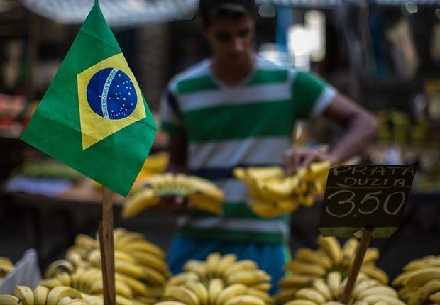 PIB do Brasil ; inflação ; recessão ; desemprego ;  (Foto: Reprodução/Facebook)