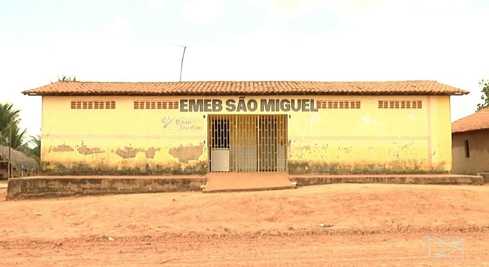 Lidiane Leite responde por desvios de verbas da Educação por meio de fraudes em licitações de reformas de escolas em Bom Jardim — Foto: Reprodução/TV Mirante