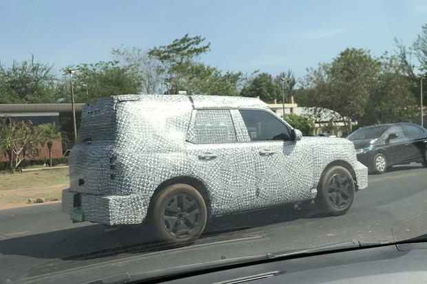 Ford Adventurer (Foto:  Hélio Vaz/Autoesporte)