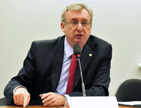Celso Pansera, ministro da Ciência e Tecnologia (Foto: Agência Brasil)