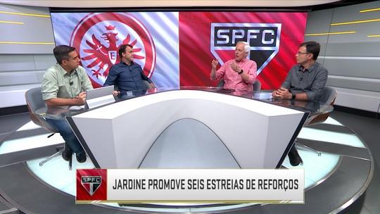 Milton Leite aponta desafio para Jardine administrar vestiário do São Paulo, e Tino Marcos não vê Hernanes como 10