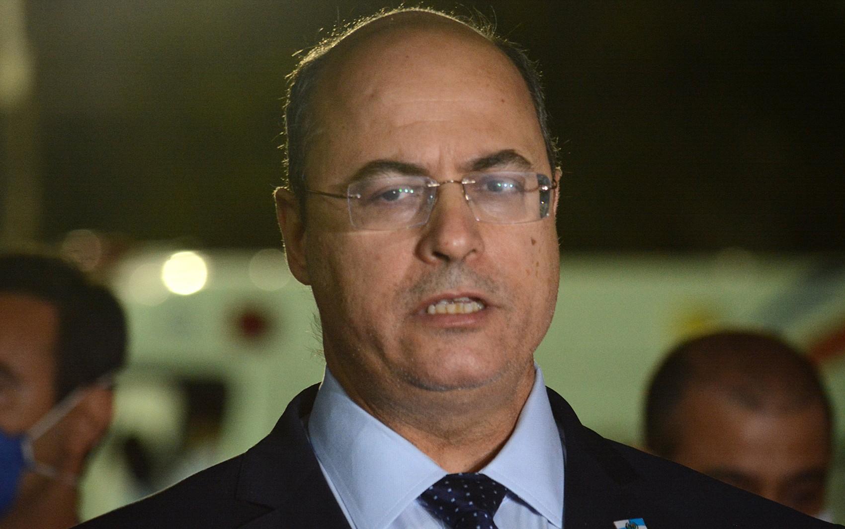 MPRJ não relaciona Witzel em lista de investigados por contratos suspeitos na Saúde do RJ