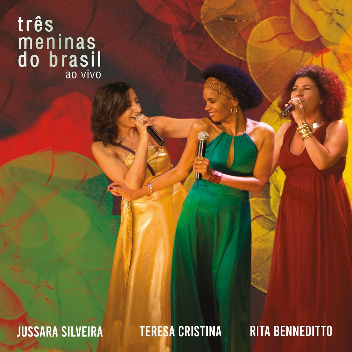 Álbum de Teresa Cristina com Jussara Silveira e Rita Benneditto é revitalizado na volta ao catálogo | Blog do Mauro Ferreira