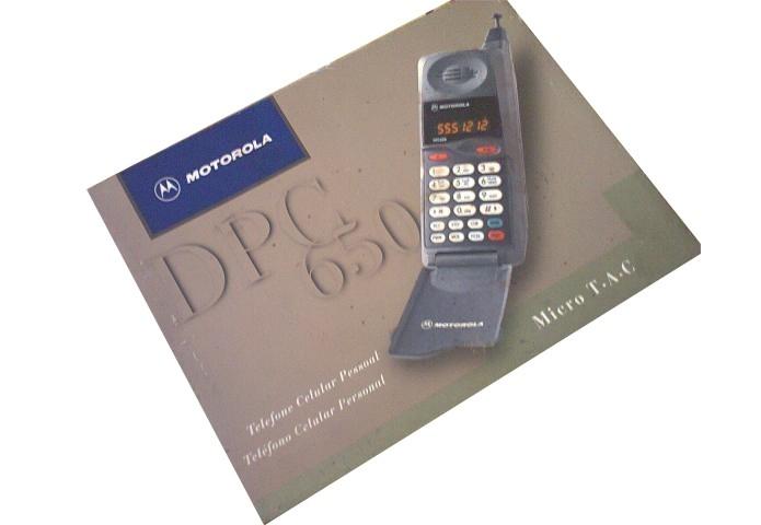 Motorola DPC650 (Foto: Reprodução/OLX)