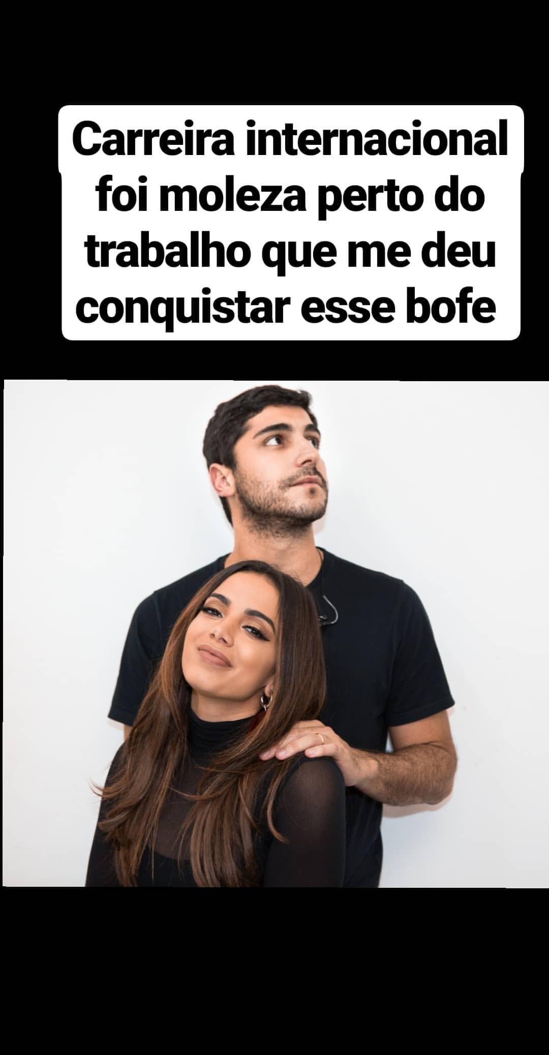Anitta e Thiago Magalhães (Foto: Reprodução/Instagram)